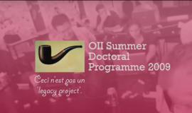 SDP Seminar, University of Oxford Study