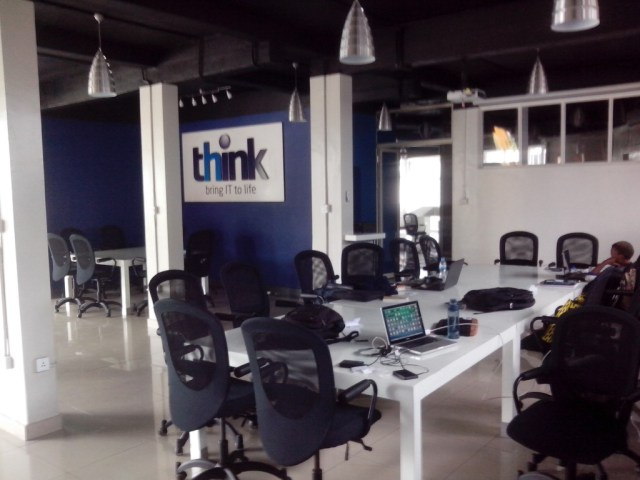 Soon-to-launch THINK in Kigali: Incubator? Hub? Both?