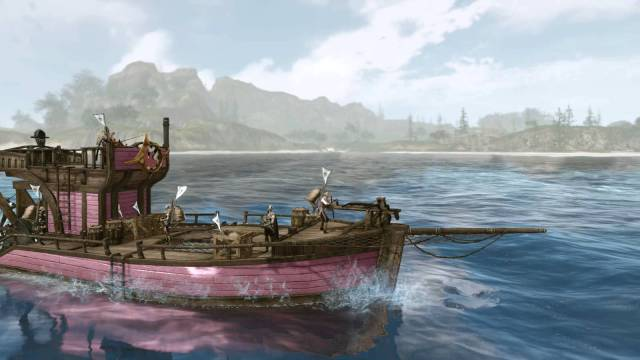 Screenshot from ArcheAge, a massively-multiplayer online game by Korean developer XL Games. Virtual goods in ArcheAge are among the most traded on PlayerAuctions today.