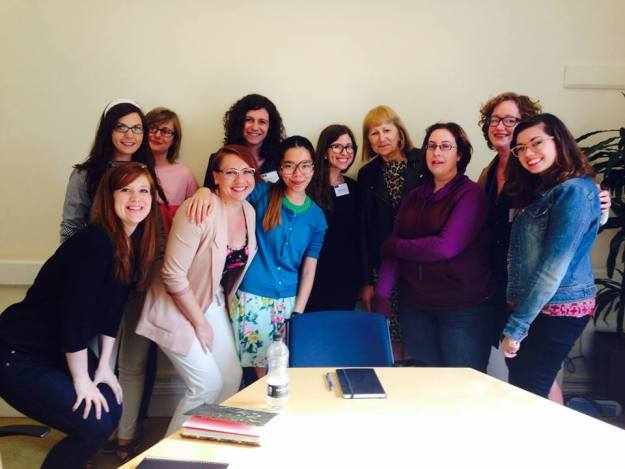 SDP 2014 Students with Judy Wajcman