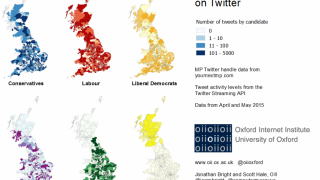 The (Local) General Election on Twitter