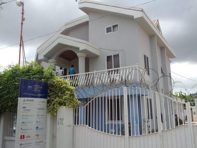 MINC incubator, Accra