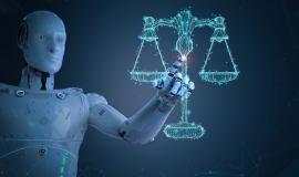 AI crime robot
