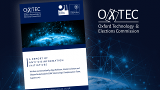 New report highlights inconsistent approach to combating disinformation