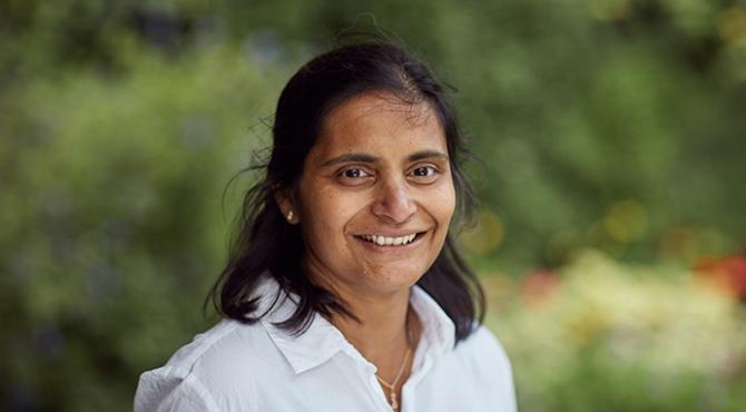 Vidya Narayanan
