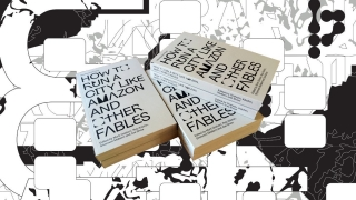 New book: How to Run a City Like Amazon and Other Fables