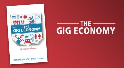 Cover of the Gig Economy book